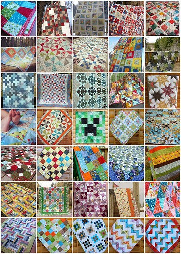 Some Quilts of 2012 by CoraQuilts~Carla