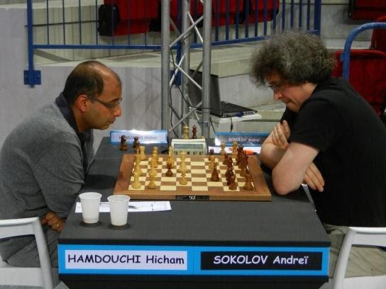 Картинки по запросу fotos Hamdouchi, chess