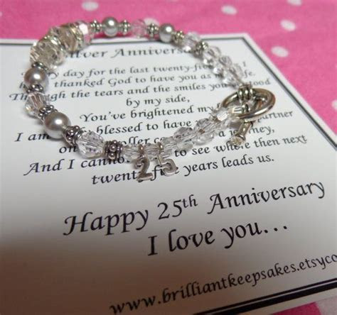 Best 25  Silver anniversary gifts ideas on Pinterest   10