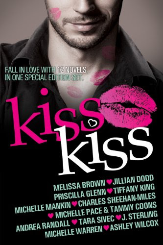 Kiss Kiss: Fall In Love with 12 full-length novels in one limited edition set. by Melissa Brown