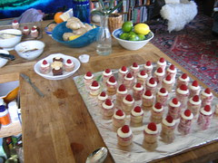 Mouse Circus Mini-Cupcakes