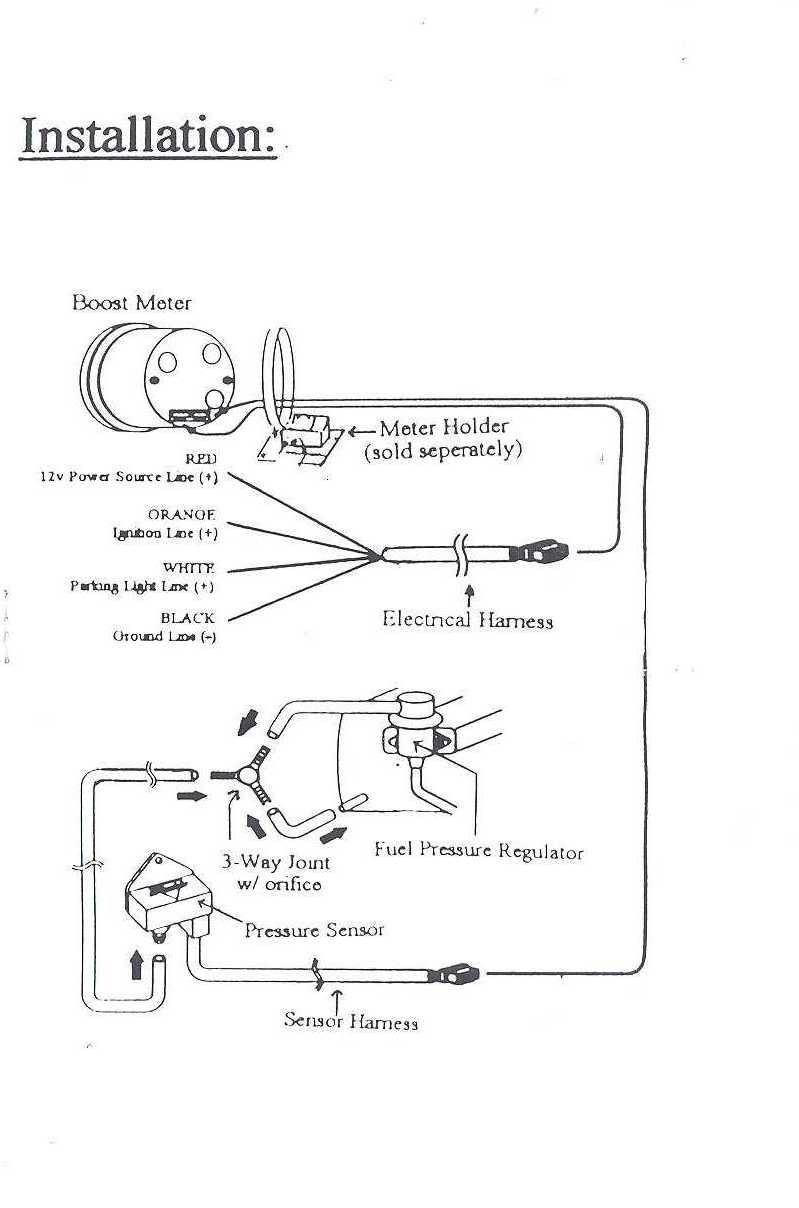 Greddy Boost Gauge Wiring Diagram - safire-nobilis | Dragon Boost Gauge Wiring Diagram |  | safire-nobilis