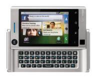 Motorola DEVOUR mobile phone
