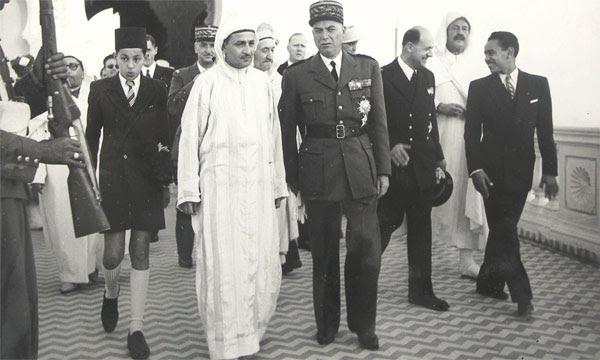 le général et le sultan