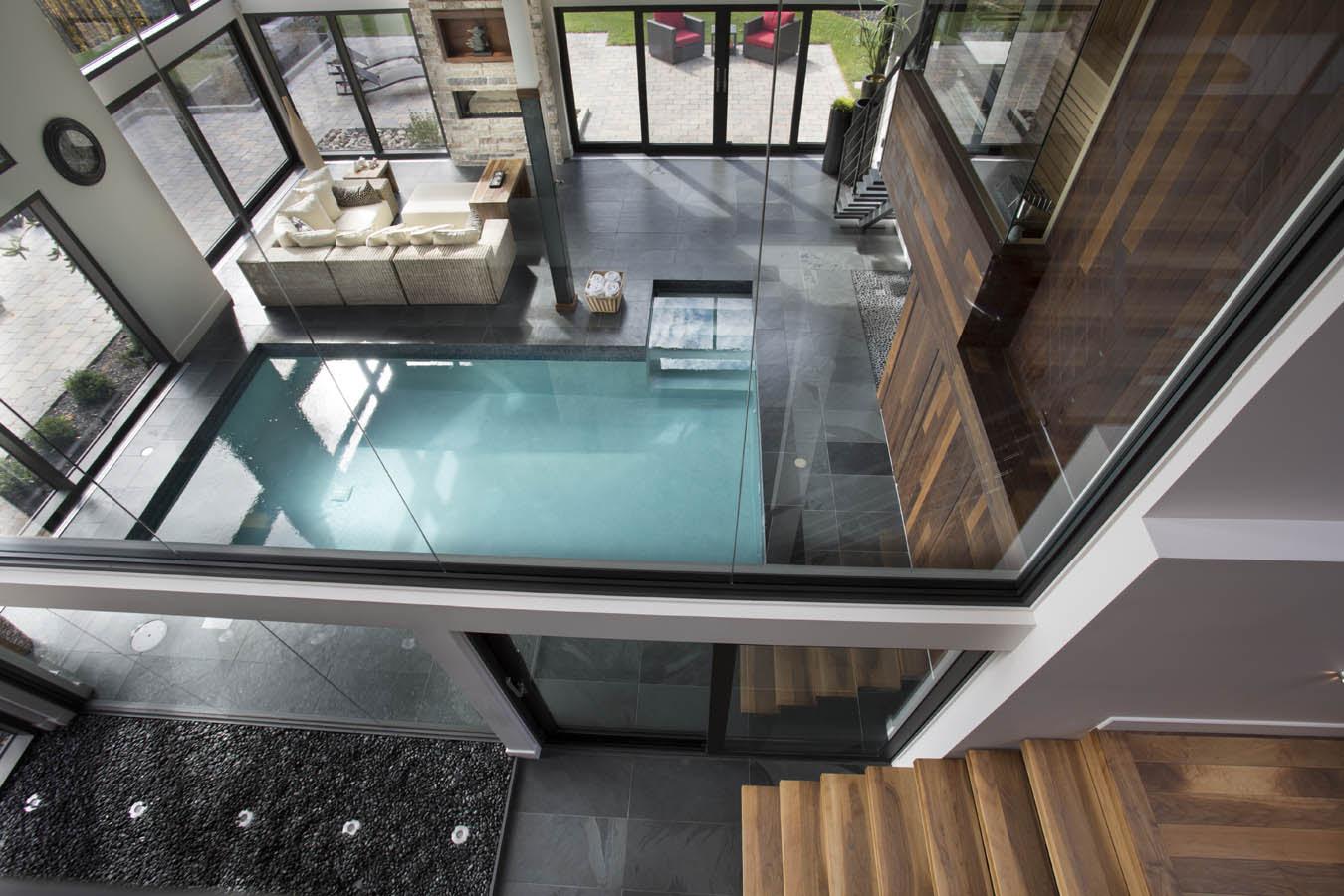 Design De Maison Minimaliste: maison moderne de luxe avec ...