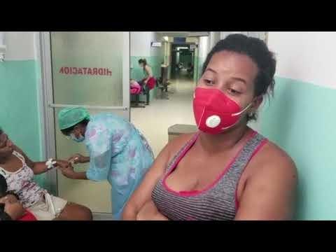 Bizcocho.provoca intoxicación masiva de niños en Santiago