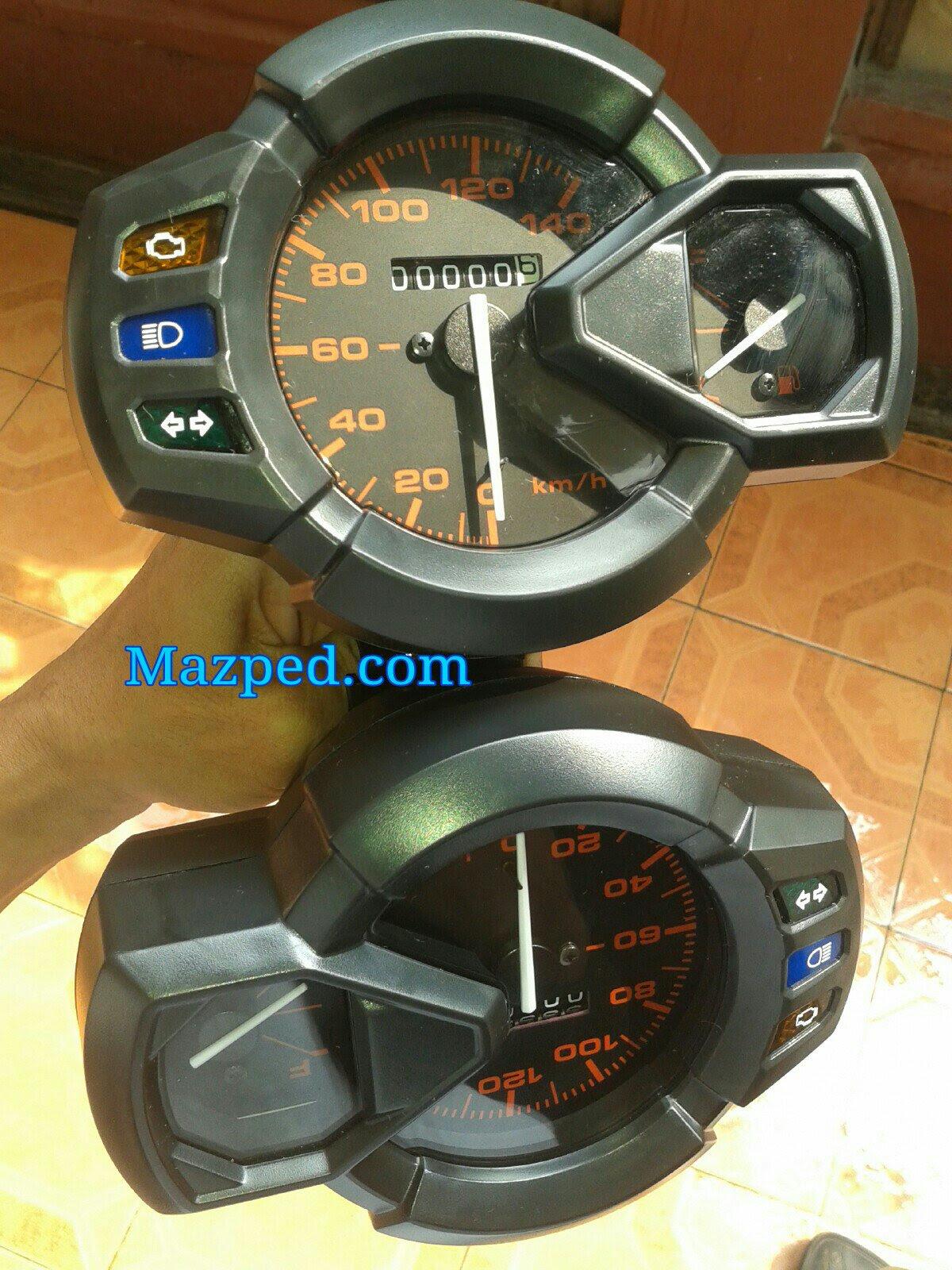 Ganti Backlight Spido X Ride MAZPEDiaCOM