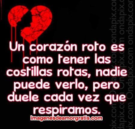 Frases De Amor Del Corazon Roto Chungcuso3luongyen