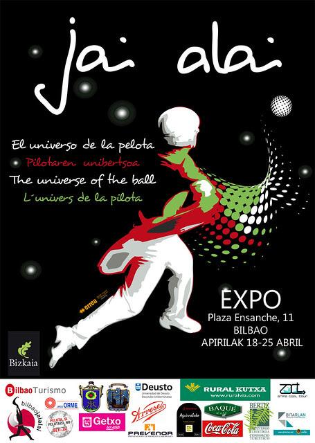 EXPO - El universo de la pelota - Bilbao Jai Alai