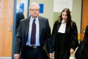 Gilles Vaillancourt doit plaider coupable aujourd'hui à des... (PHOTO ALAIN ROBERGE, ARCHIVES LA PRESSE) - image 1.0