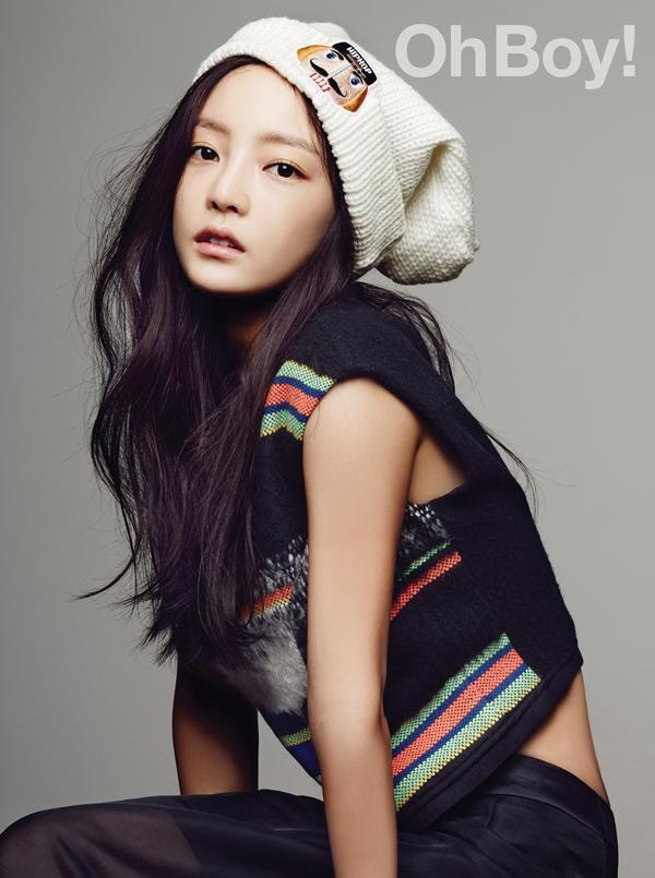 KARA Goo Hara - Oh Boy! Magazine Vol.51