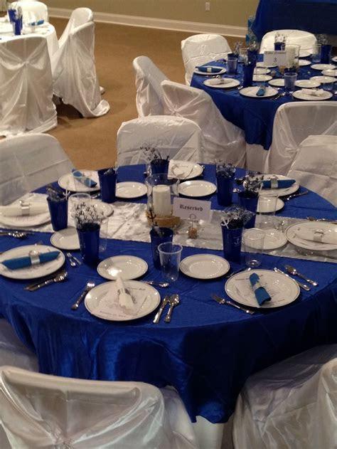 Our NJROTC Military Ball Decorations   Wedding ideas