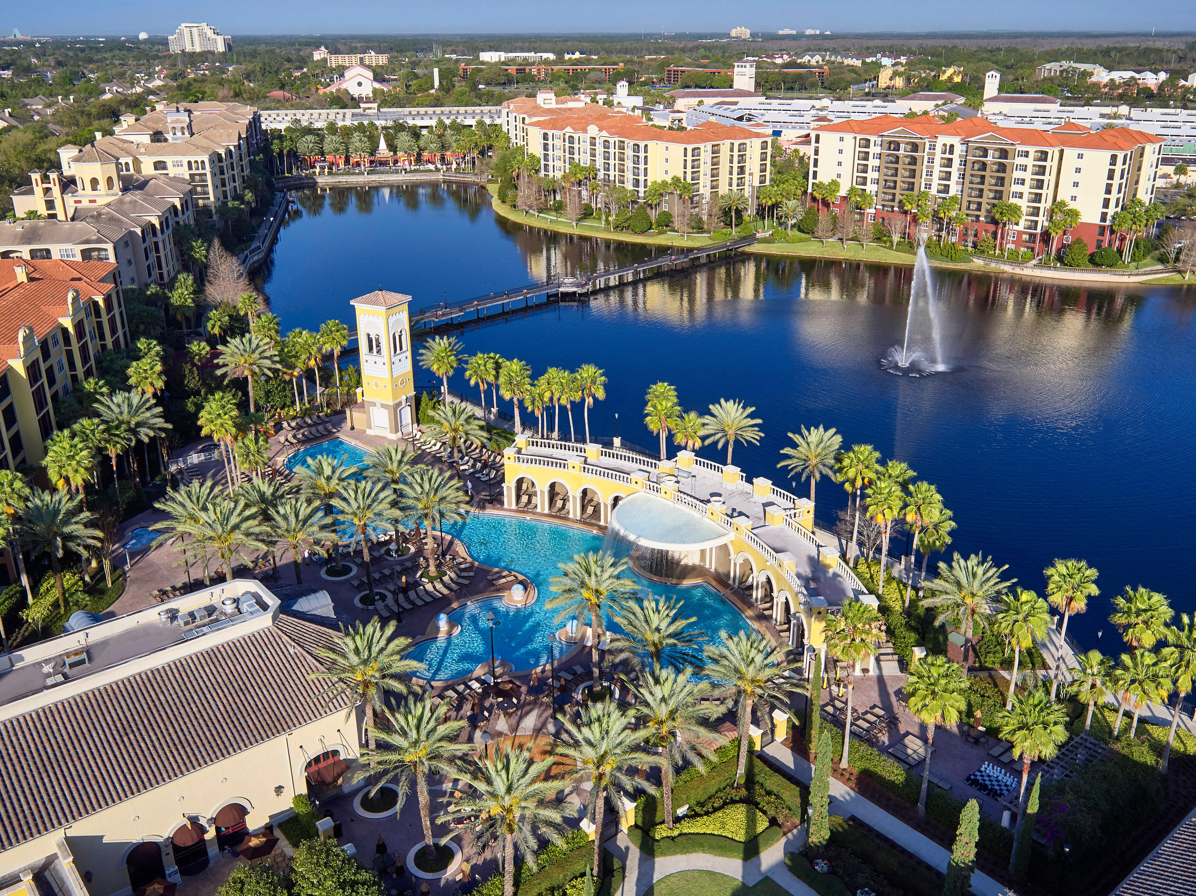 Hilton Grand Vacations at Tuscany Village  Orlando FL