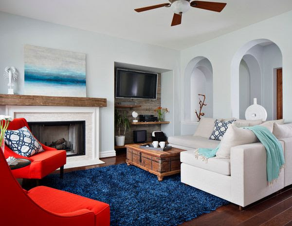 Image Result For Carpet For Blue Living Room
