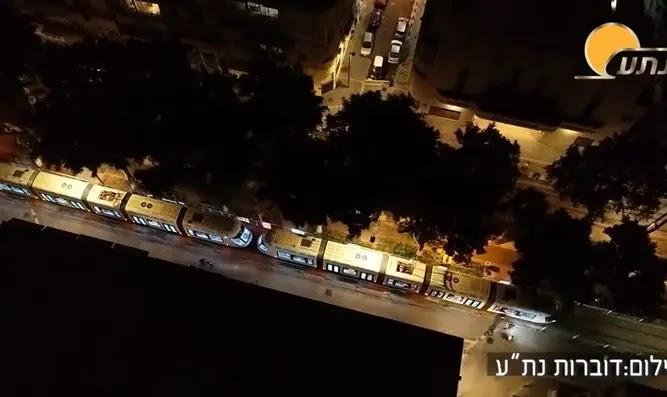 Prefeito de Tel Aviv pressionando para abrir o metrô de superfície no Shabat