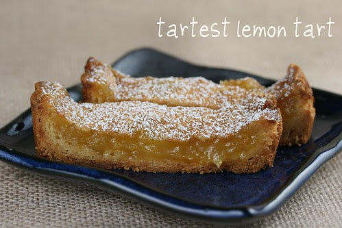 Food Librarian - Tartest Lemon Tart