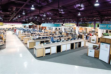 nebraska furniture mart applianceelectronics renovation