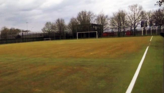 Fotballbane i Norgerhaven
