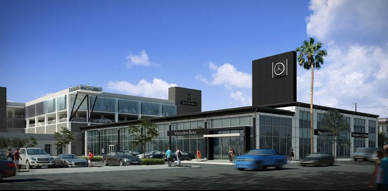 Mercedes-Benz Dealership Gets $30 Million Renovation ...