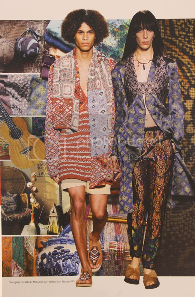 Global Commune fashion trend forecast spring summer 2016