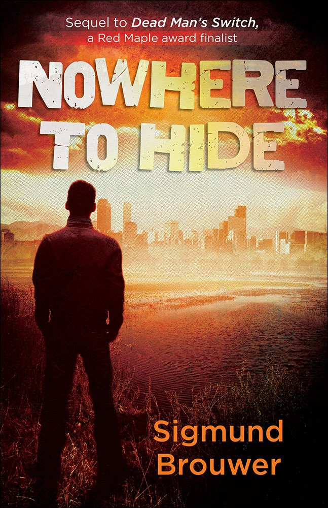 Amazon.com: Nowhere to Hide (9780736917483): Sigmund Brouwer: Books
