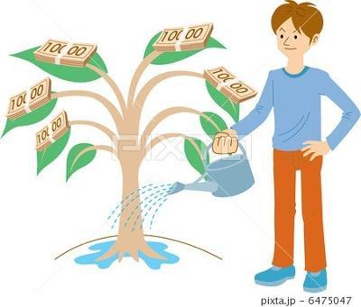 水は木を生み木は金を生むね風水って簡単でしょ 2014年05月18