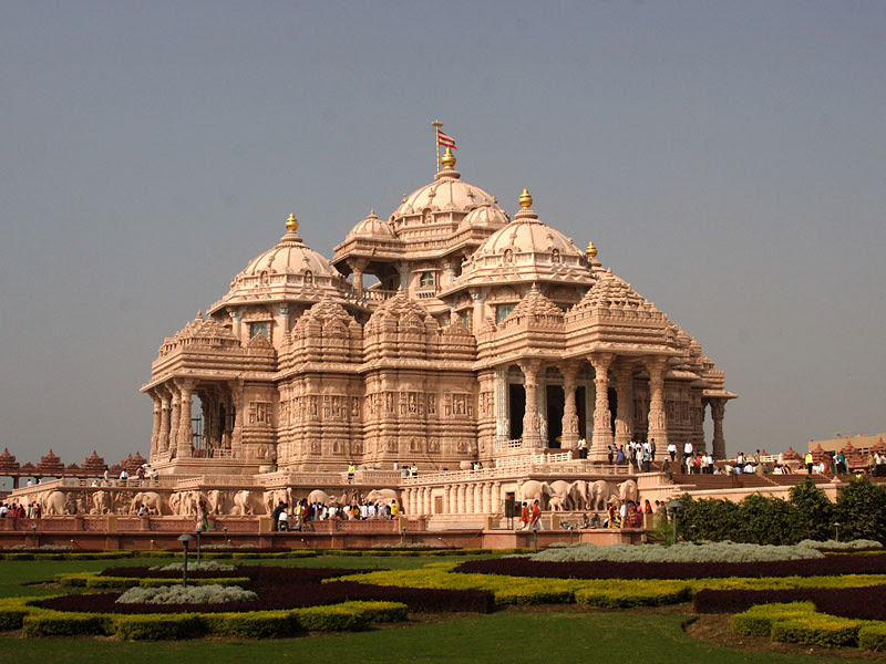 Akshardham - Places to visit in Delhi