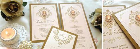 Handmade Elegant Wedding Invitations   Birthday Party