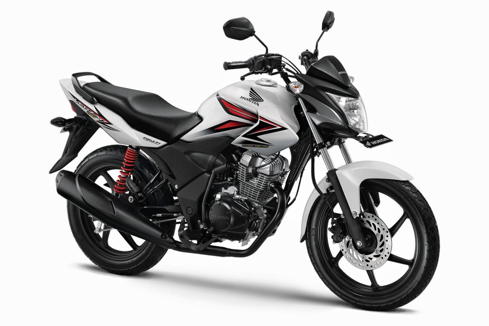 Kredit Motor Honda Verza CW FI Advanced White