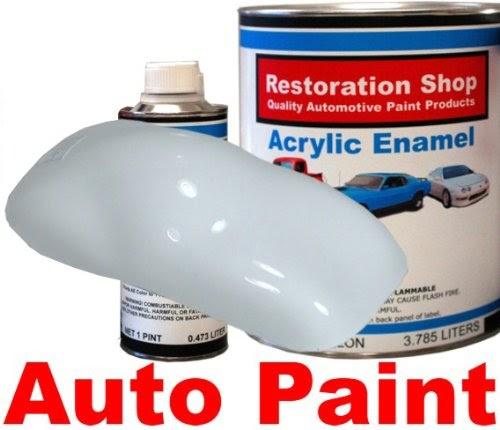 Buy Now Gm Isuzu Truck White Acrylic Enamel Car Auto Paint