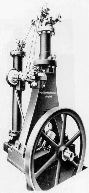 Industrial Revolution: Diesel Engine
