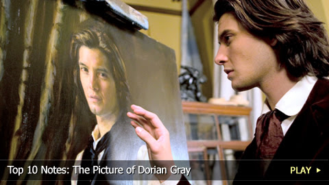 Top 10 Notes: The Picture of Dorian Gray | WatchMojo.com