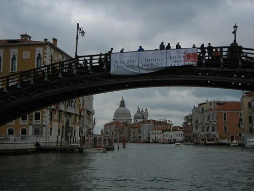 DSCN2281 _ Ponte dell'Accademia and Basilica di Santa Maria della Salute, Venezia, 14 October