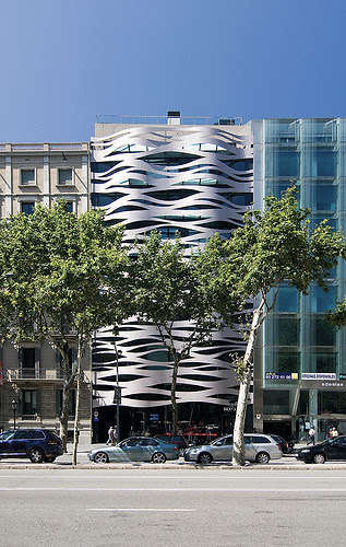 Suites Avenue, Paseo de Gracia, Barcelona, Spain