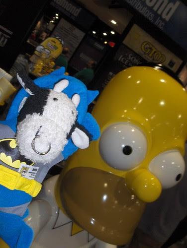 Mmmmm, Super-deformed Homer.