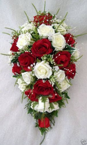 ARTIFICIAL WEDDING FLOWERS   SPECIAL ORDER FOR HELEN