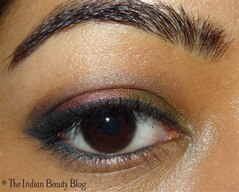 30 days' eye makeup challenge: Look #15   The Indian
