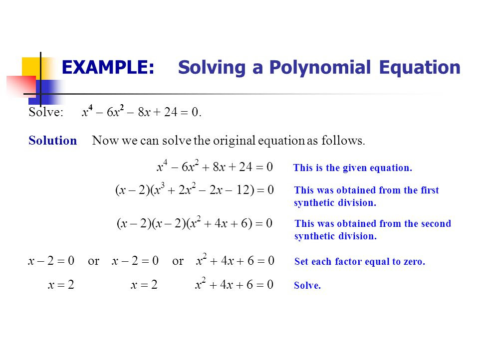 EXAMPLE%3A+Solving+a+Polynomial+Equation