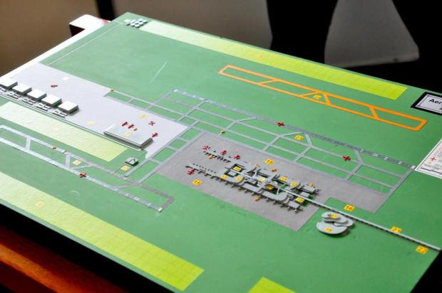 Tarso cria comitê para avaliar projeto de novo aeroporto em Porto Alegre Rodrigo W. Blum/Divulgação
