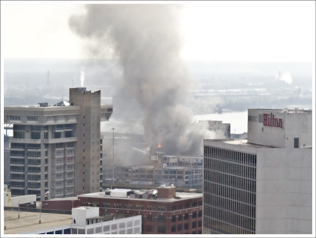 Downtown Fire 12-8-11 1