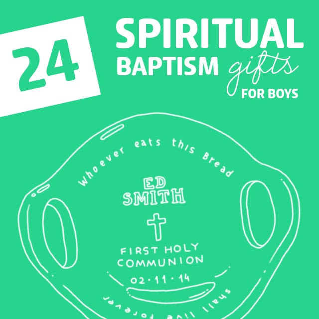 24 Spiritual Baptism Gifts For Boys Dodo Burd