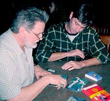 Martin and Jason
