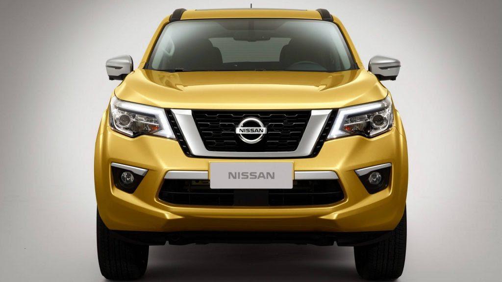 Wallpaper Cars: Nissan Navara 2019