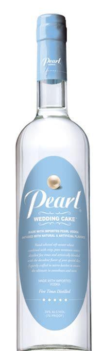 Review: Pearl Wedding Cake Vodka ? Drinkhacker