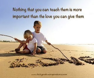 Parents Children Relationship Give Them Time Inspirational