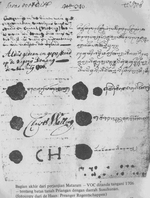 Perjanjian Mataram