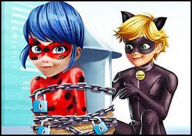Uğur Böceği Ile Kara Kedi Oyunu Türkçe Oyunlar