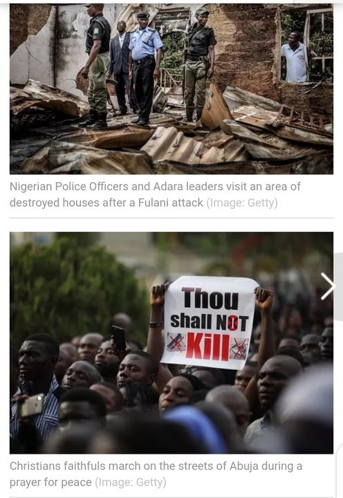 UK Told To Withdraw Foreign Aid From Nigeria Due To Killing Of Christians