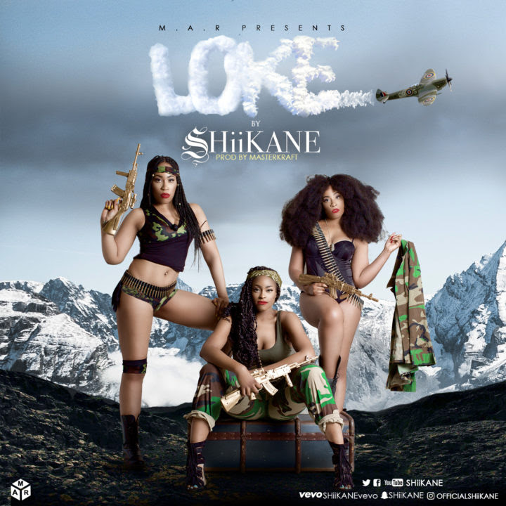 SHiiKANE - LOKE (prod. MasterKraft)