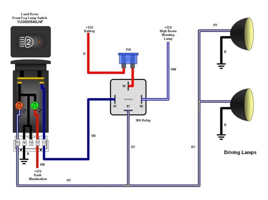 1986 Mustang Fog Light Wiring Diagram Winch Wiring Diagram 4 Prong Female Plug For Wiring Diagram Schematics